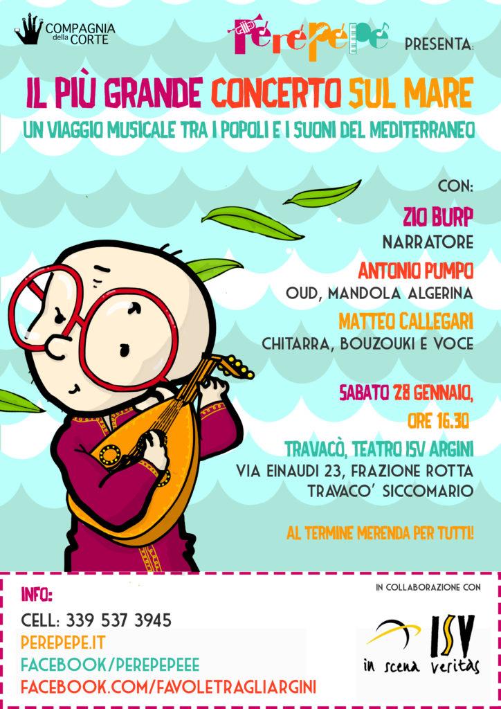 Perepepe 28 gennaio travacò Pavia