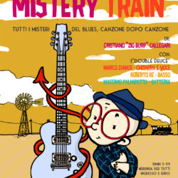 Perepepe Mistery Train Pavia 21 ottobre blues