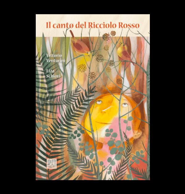 perepepe Libro-Canto-Ricciolo-Rosso