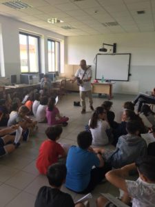 Perepepe canzoni a Scuola Giussago