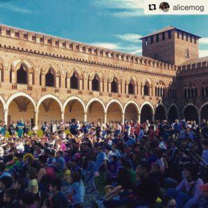 Perepepe castello Bambinfestival Pubblico