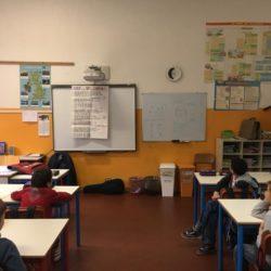 Perepepé a scuola Pascoli Pavia