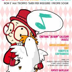 Perepepé Circo Animali Scighera 18 Marzo