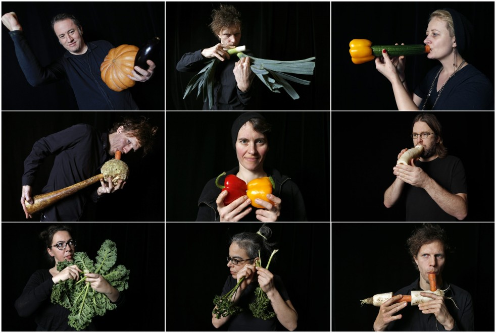 Perepepé Vegetable Orchestra 1