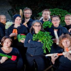 perepepé Vegetable Orchestra 2